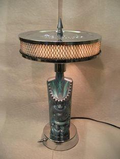 air cleaner lamp.