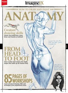 How to draw and paint anatomy vol 1