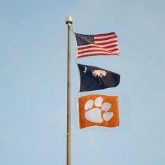 United States...South Carolina...Clemson : )