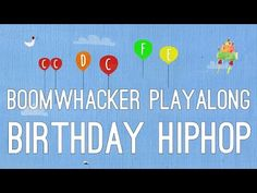 Happy Birthday HipHop - Boomwhacker - YouTube