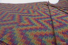 Ravelry: Kiki73's 4-shaft Woven Iridescence Placemats 47 epi 8/2 cotton 612 ends approx 19 inches
