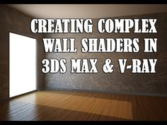 in this video we are going to see how we can add extra realism to our interior scenes by adding controlled bump maps, and after that we are also going to see...