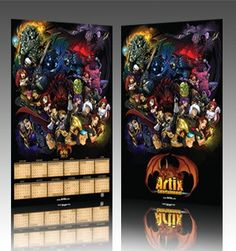2013 Calendar with exclusive in-game items! *AQWorlds includes a TimeKiller Class, Very Big Ben Cape, TimeReaper Scythe and Hood *DragonFable includes a Time Killer Class *MechQuest includes A-Head of Schedule head weapon