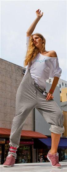 Freddy - SS12 - Basic Dance '80 - Woman #fitness