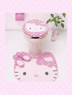 Hello Kitty Bathroom Ideas