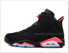 brand new d1f6d e52b0 Air Jordan 6 Retro Black Infrared 23 only  85