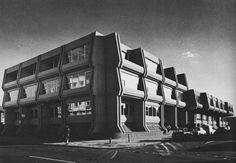 fuckyeahbrutalism: Dunbar House, New Malden, Surrey, UK, 1972 (Owen Luder Partnership)