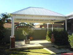 Perth Patios - Vision - Patios | Pergolas | Patio Design - Ideas | Garages | Carports | Timber or Steel