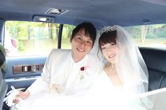 山口県在住Y様ご夫妻。  素敵な指輪とティアラをありがとうございました!