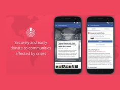 The social media giant will give users the ability to donate to Global Giving, who sends funds to local non-profits, in the wake of crises or disasters. Fundraising Companies, Fundraising Events, Smartphone Price, Best Smartphone, Seo Basics, Social Media Company, Complicated Relationship, Facebook Users, Technology Articles