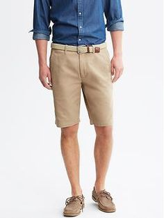 Vintage Straight Short | Banana Republic