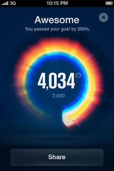 Nike+ FuelBand для iPhone 3GS, iPhone 4, iPhone 4S, iPod touch (3-е поколение), iPod touch (4-е поколение) и iPad в iTunes App Store