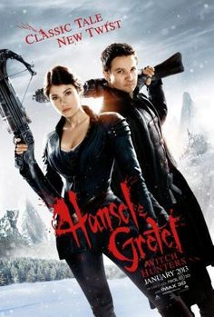 hansel and gretel poster Metal Sign Wall Art 8in x 12in