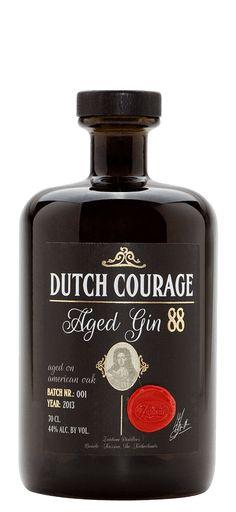 Dutch Courage Aged Gin Dutch Gin, London Gin, Gin Distillery, Gin Tasting, Spirit Drink, Gin Brands, Craft Gin, Alcoholic Drinks, Geneva