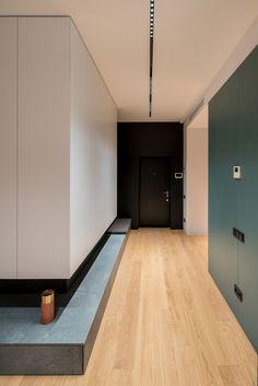 ZOOI Interior Studio Have Designed A Large And Open Apartment In Kiev | CONTEMPORIST