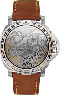 Luminor Sealand for Purdey - 44mm PAM00833 - Collection Luminor - Officine Panerai Watches