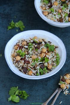 This Basmati and Wild Rice Pulao with Chickpeas, herbs and currants makes a great center piece for any meal. I have adapted this recipe from ottolenghi and sami tamimi book Jerusalem. This dish has become a staple is my household. Vegan Gluten Free, Vegan Vegetarian, Sami Tamimi, Cooking Basmati Rice, Thing 1, Ottolenghi, Fried Onions, Wild Rice, Just Cooking