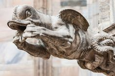 Fascinating gargoyles and grotesques around the world