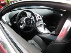 bugatti veyron interior photo
