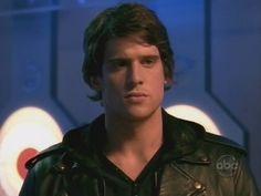 Black Ranger: Dillon