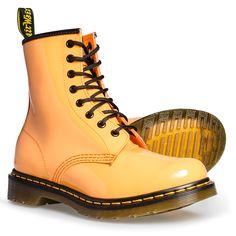 Dr Martens Acid Boot (Orange)