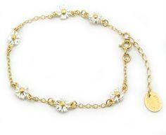 Daisy Chain Bracelet - £204