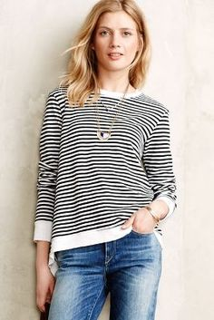 Parker Sweatshirt #Anthropologie