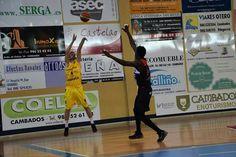 Xuven 59 - Valladolid 63 Fotos de Luis Gómez