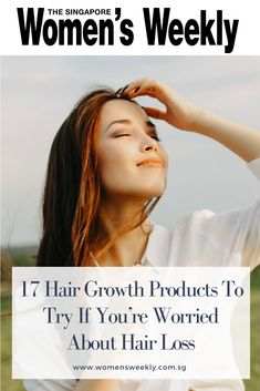 The best hair growth products that tend to your concerns: from anti-hair loss serums to multivitamins. Asian Hair Loss, Asian Hair Care, Anti Hair Loss, Sleep Hairstyles, Reverse Hair Loss, Social Stigma, Hair Specialist, French Hair, Hair Thickening