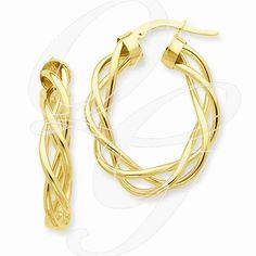 07909781e8f16 47 Best Jewelry images in 2016 | Earrings, Hoop Earrings, Gel polish