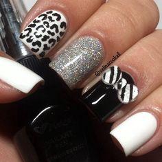 selinarockell #nail #nails #nailart | See more nail designs at http://www.nailsss.com/acrylic-nails-ideas/2/