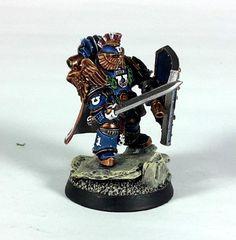 Ultramarines, Invictarus Suzerain Sergeant 01