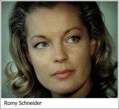 Romy Schneider Vienna, 23 settembre 1938 -  Parigi, 29 maggio 1982 attrice tedesca naturalizzata francese.