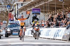 Chantal Blaak Solos to Gent Wevelgem Victory....... The Boels-Dolmans rider looks forward to wearing the WWT leaders jersey at Flanders next weekend  - Total Women's Cycling