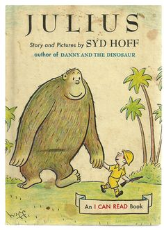 Julius - Vintage Children's Illustrated Book $8.00