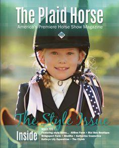 The Plaid Horse. www.ThePlaidHorse.com