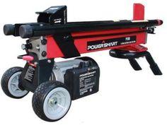 new 7 ton wood spliter
