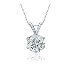 Mother's Day is around the corner. Get something nice like this gorgeous diamond pendant for Mom with our special Mother's Day promotion. Check it out at DiamondWish.com!