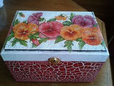 Ceramic Boxes, Painted Boxes, Jewellery Boxes, Egg Shells, Box Art, Ideas Para, Safari, Decorative Boxes, Baby Shower