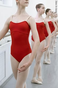 For classes and schools Ballet Leotards, Ballet Dance, Adult Ballet Class, Red Leotard, Pilates Fitness, Ballet Clothes, Ballet Costumes, Fitness Clothing, Red Aesthetic