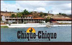 Hotel fazenda Chique-Chique - Boqueirão/PB