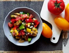 Quinoa Raz! Fruit Salad, Quinoa, Food, Fruit Salads, Essen, Meals, Yemek, Eten