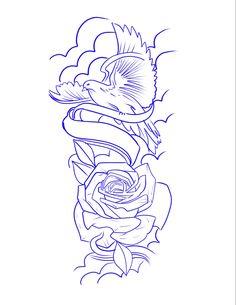 Arm Cover Up Tattoos, Half Sleeve Tattoos Drawings, Dragon Sleeve Tattoos, Forearm Sleeve Tattoos, Diamond Tattoo Designs, Baby Tattoo Designs, Forearm Tattoo Design, Tattoo Design Drawings, Natur Tattoo Arm