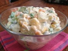 Πατατοσαλάτα η εκλεκτή! Greek Recipes, Potato Salad, Salad Recipes, Dips, Side Dishes, Salads, Recipies, Food And Drink, Appetizers