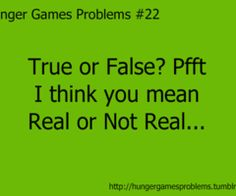 If you haven't read the books, it doesn't make sense, but if you have, it made me remember Peeta and Katniss together!!
