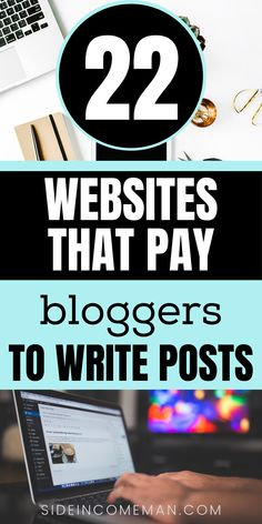 Make Money Blogging, Make Money From Home, How To Make Money, Earning Money, Writing Websites, List Of Websites, Own Business Ideas, Freelance Writing Jobs, Work From Home Opportunities