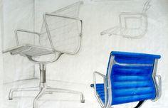 Mappenvorbereitungskurs NRW - Galerie»Innenarchitektur
