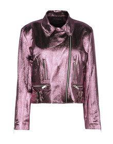 CHRISTOPHER KANE jacket - LOVE the colour!!!