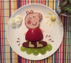 Comidas para niños muy creativas!