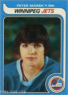 1979-80 Topps card #147 - Peter Marsh